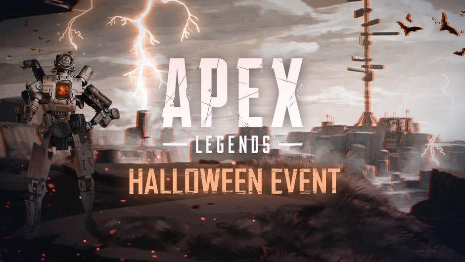 artwork showing apex legends logo
