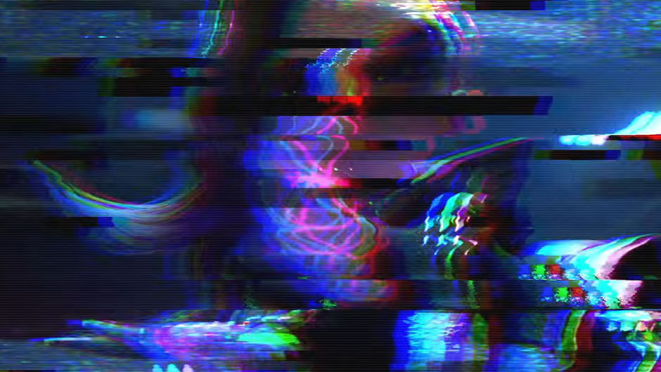 Sombra glitching out