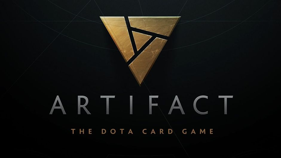 Promotional image for Artifact the Dota trading card game