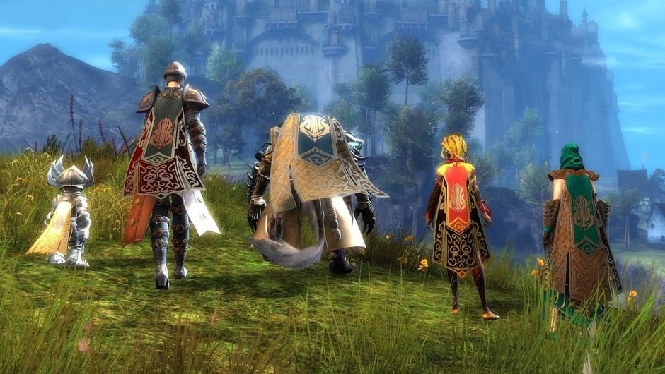 Guild Wars 2: Return of the Capes