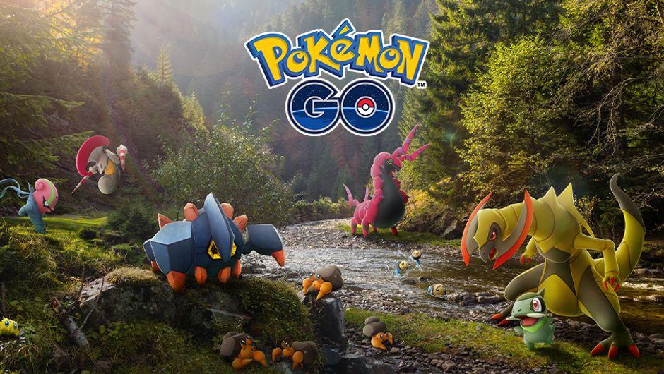 Pokemon Go - trade evolution