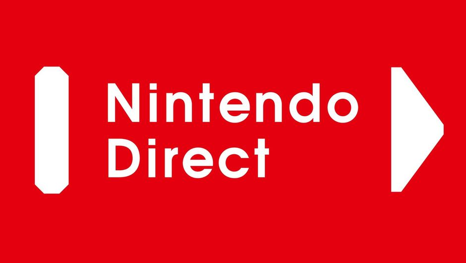 Banner of Nintendo Direct, the short video presentation.