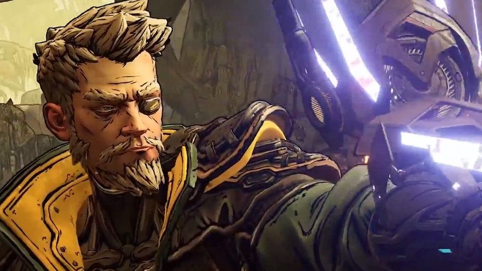 Picture of Zane from Borderlands 3