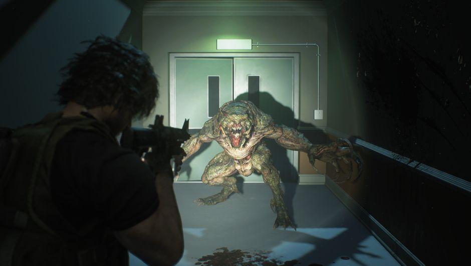 Resident Evil 3 - Hunter