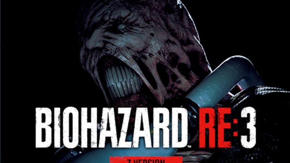 Psn Leaks Resident Evil 3 Remake Art