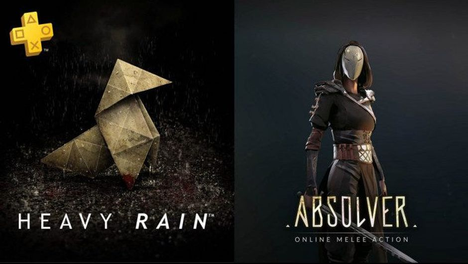 Heavy Rain and Absolver promotional photos for PS Plus lineup in July