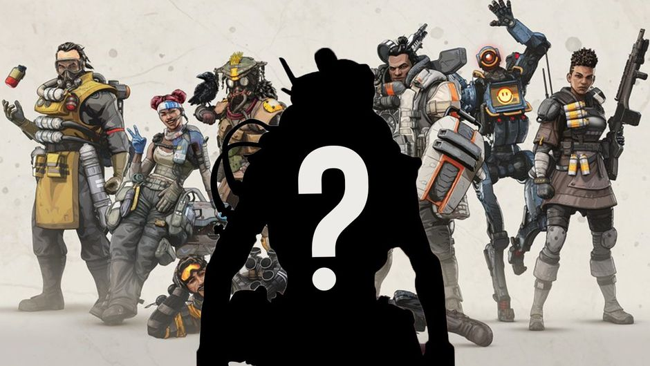 picture showing characters from apex legends