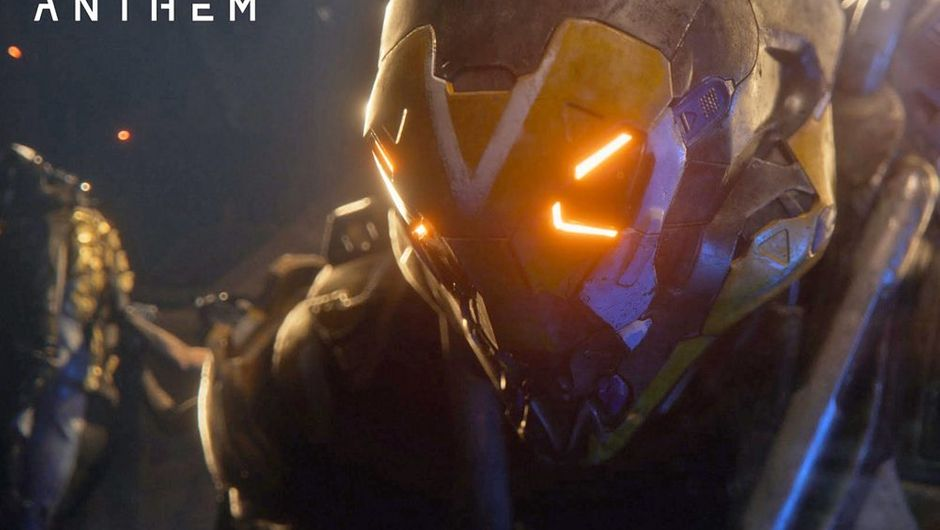 picture showing Javelin from Anthem