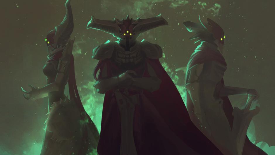 Savathun - Destiny 2