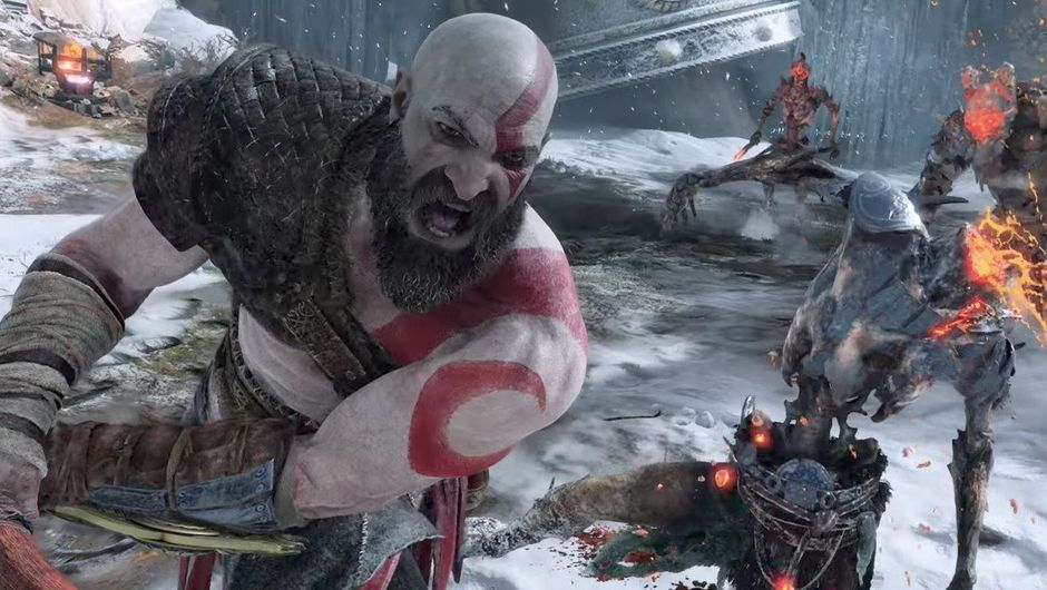 God Of War Has Cosmetic Giveaway For 2019 Holidays