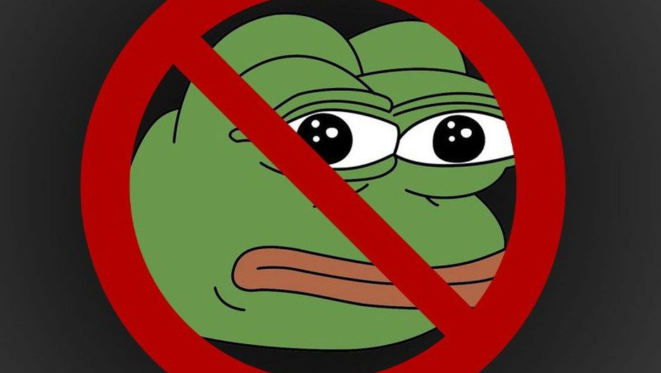 Blizzard are forbidding Pepe the frog meme. Feels bad man.