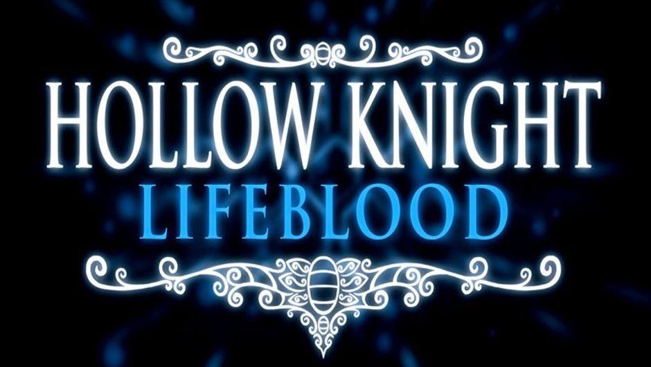 Hollow Knight Lifeblood DLC logo