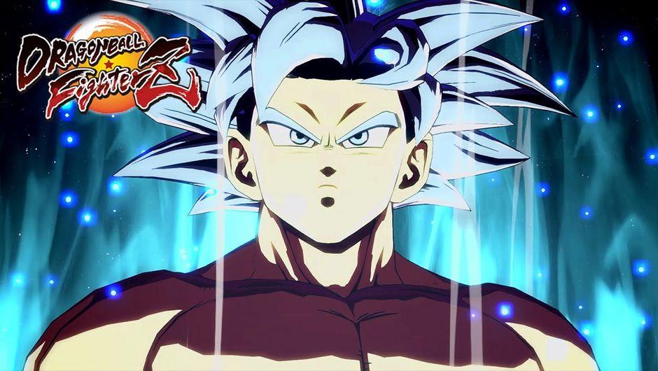 Dragon Ball FighterZ - Ultra Instinct Goku