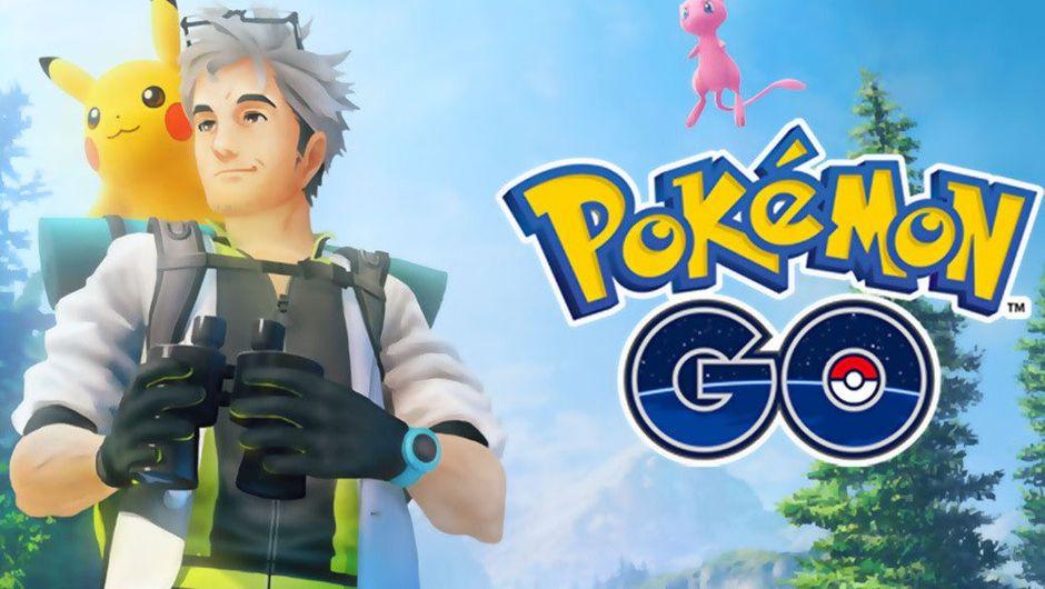New Pokemon GO image shows the new Mythical Pokemon - Mew.