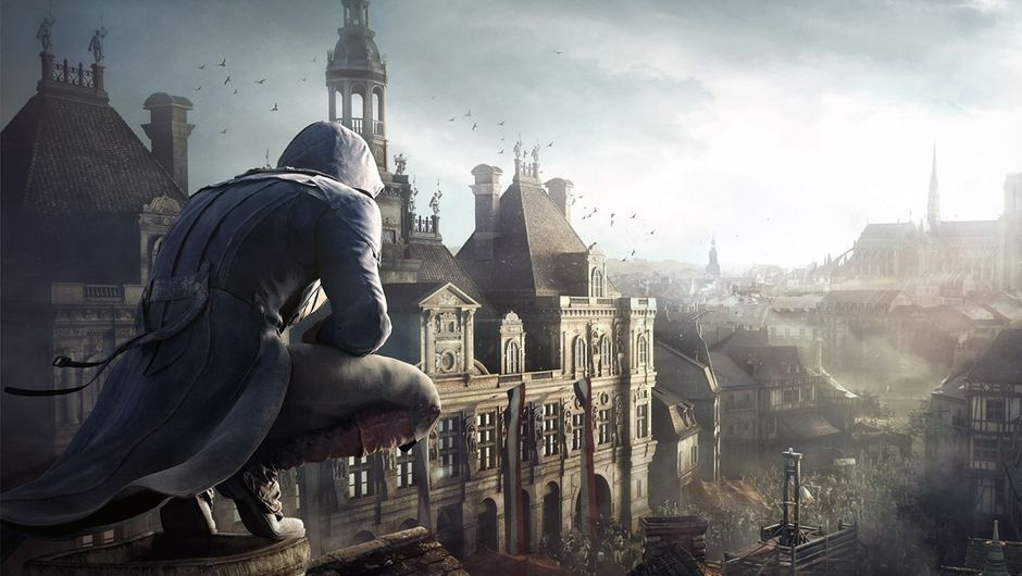 Promotional image for Assassin's Creed: Unity