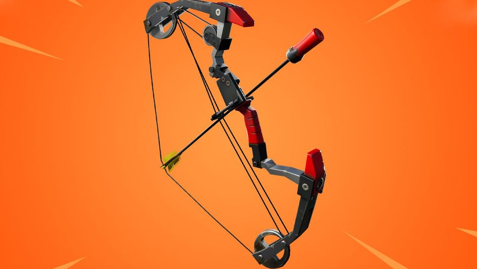 picture showing new fortnite bow