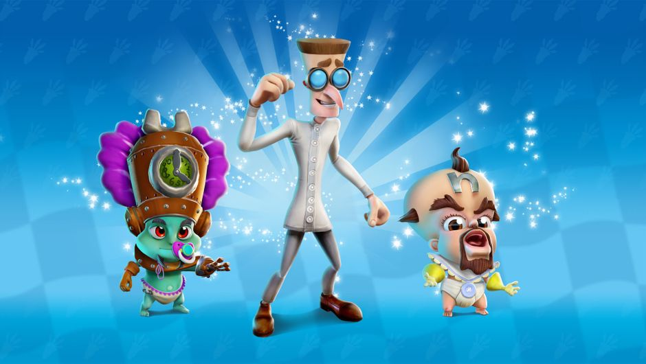 Crash Team Racing Nitro-Fueled - New pit stop characters