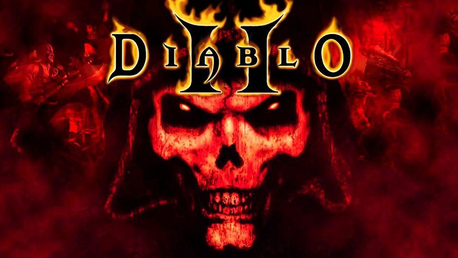 Lilith appeared in person in Diablo II