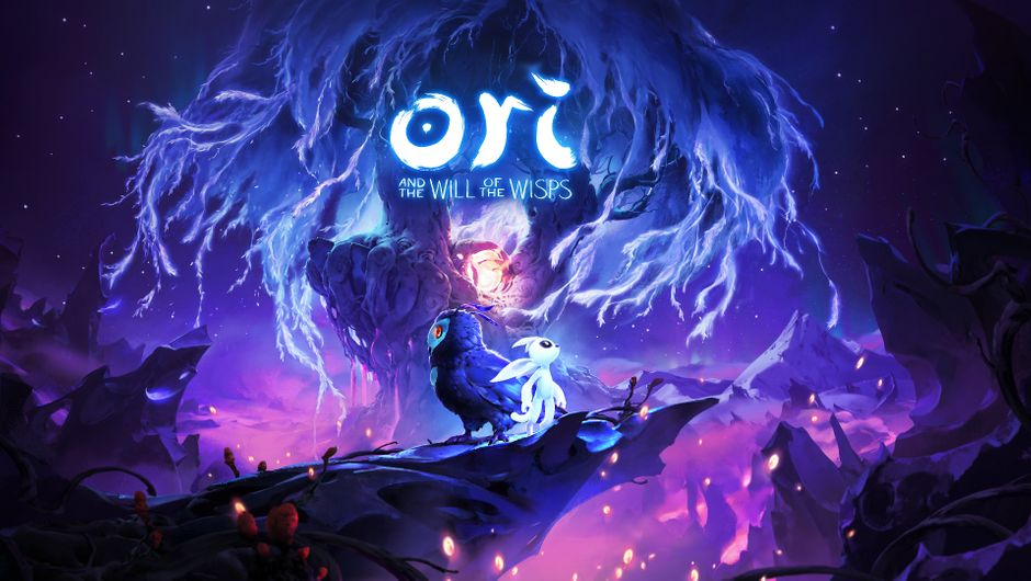 Key art for Ori and the Will of the Wisps.