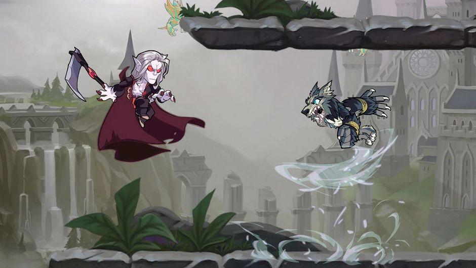 Brawlhalla - Volkov in-game screenshot