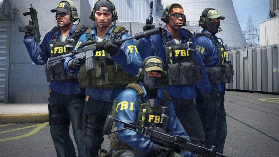 Picture of the new FBI models in CS:GO