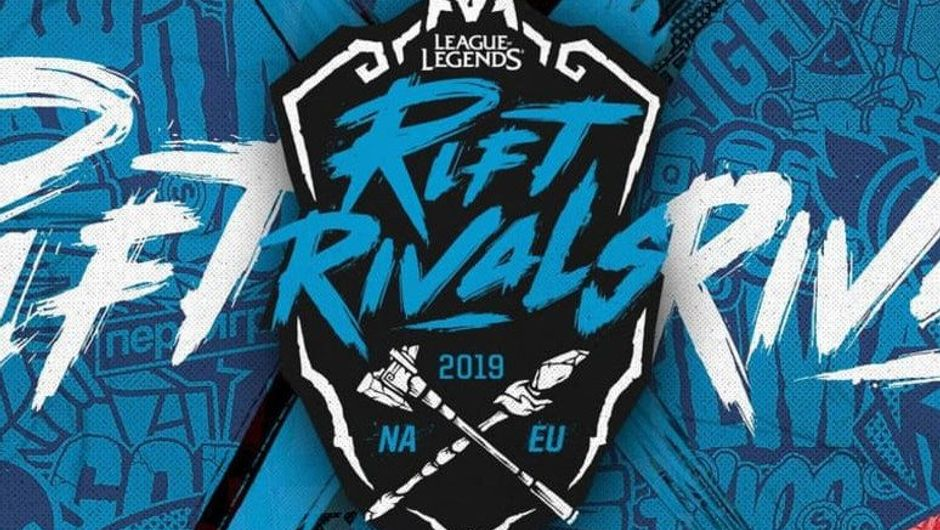 Promotional image for Rift Rivals in League of Legends