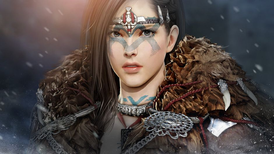 Black Desert Online - the Guardian art