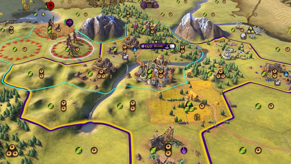 Civ 6 Byzantium And Gaul