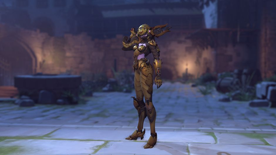 Overwatch - Scorpion Widowmaker