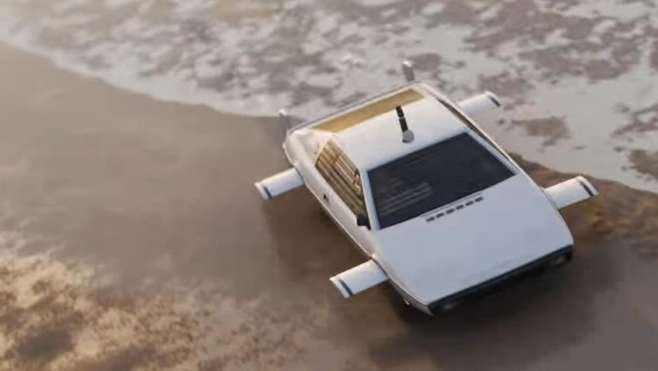 Bond's legendary Lotus Esprit recreated in Forza Horizon 4
