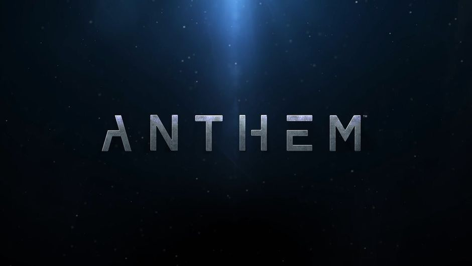 Anthem game logo