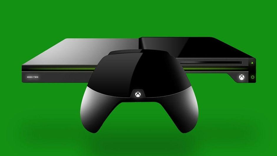 artwork showing Xbox Project Scarlett