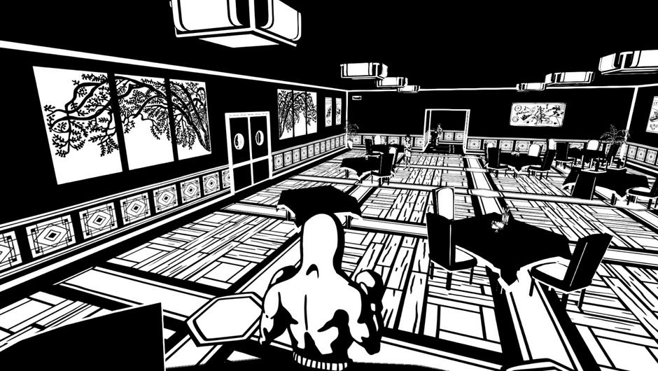 Exploration of Deathflock headquarters Pato Box