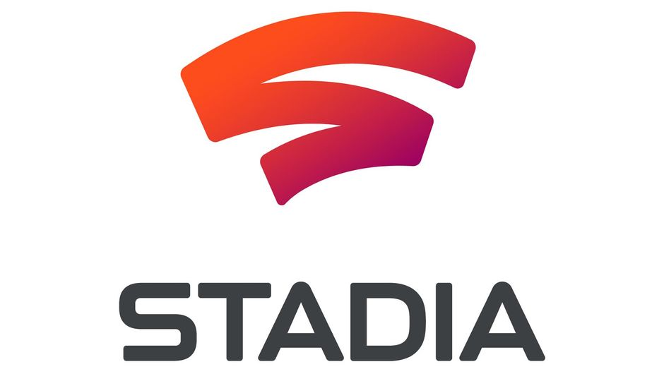 Logo for Google's game-streaming platform Stadia