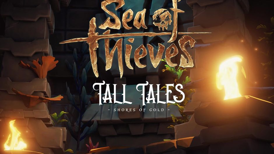 Sea of Thieves, Tall Tales logo
