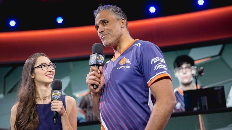 Picture of Rick Fox