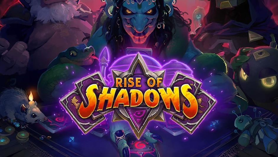 Hearthstone, Rise of Shadows expansion