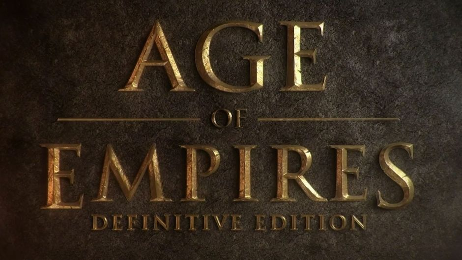 Age of Empires - Definitive Edition logo
