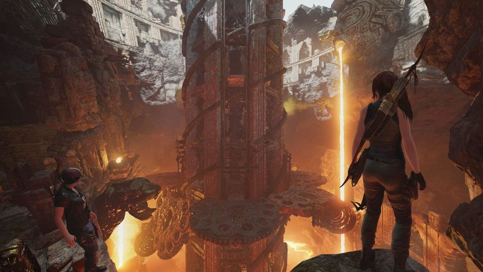 Shadow Of The Tomb Raider Dlc Brings Co Op Mode