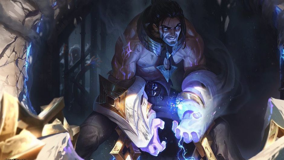 Picture of Sylas the Unchained in League of Legends
