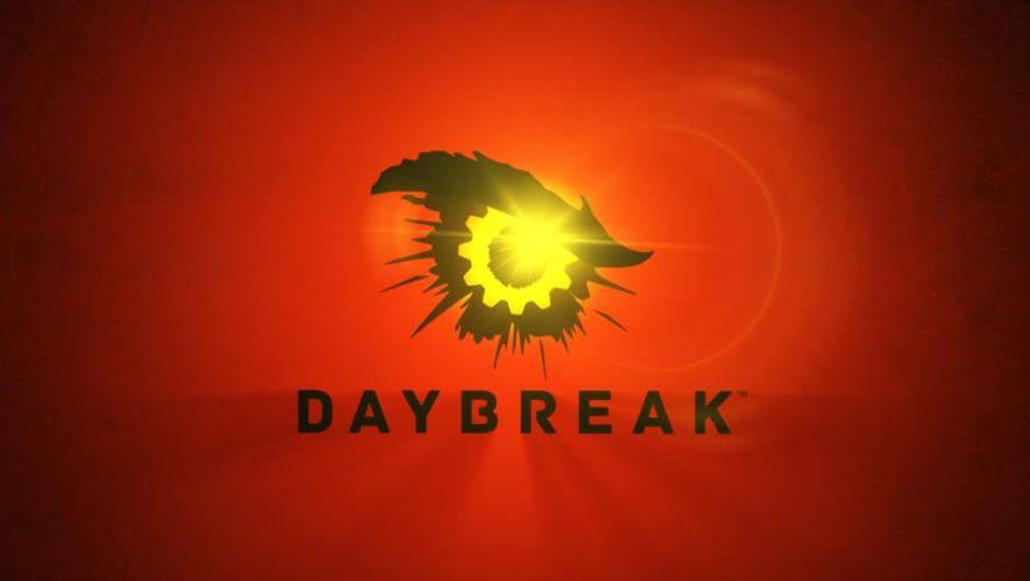 Logo of Daybreak Games