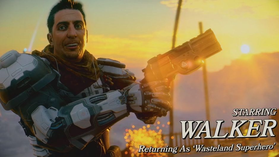 Picture of Walker in Rage 2