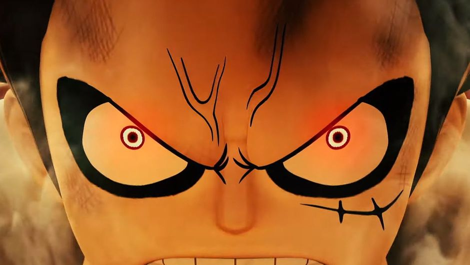 One Piece: Pirate Warriors 4 screenshot showing angry character