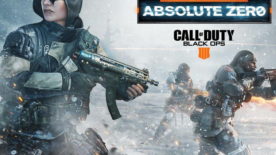 Call of Duty: Black Ops 4, Operation Absolute Zero key art
