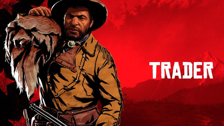 Trader role from Red Dead Online