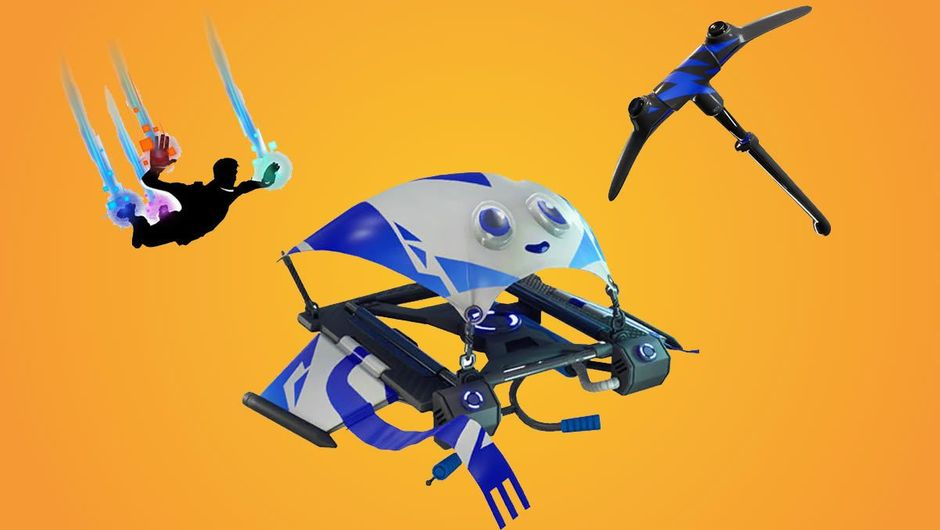 Fortnite's new PS Plus exclusive free bundle Celebration Pack