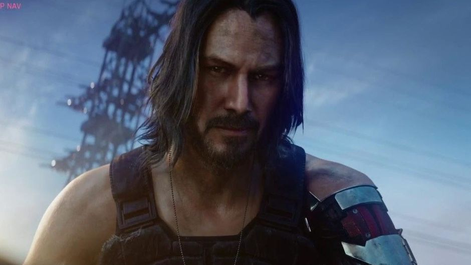 Picture of Johnny Silverhand in Cyberpunk 2077