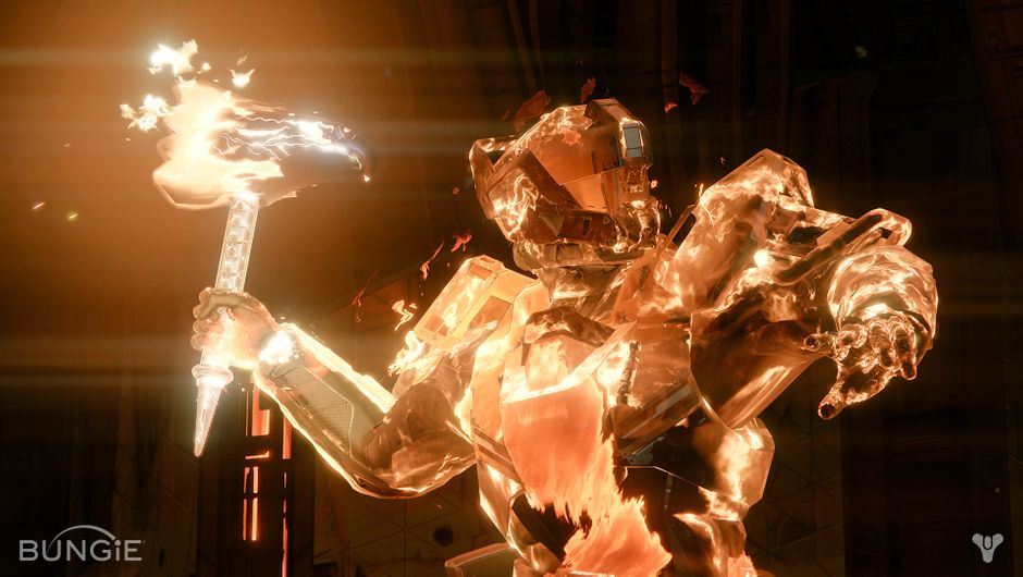 Destiny 2 - Hammer of Sol