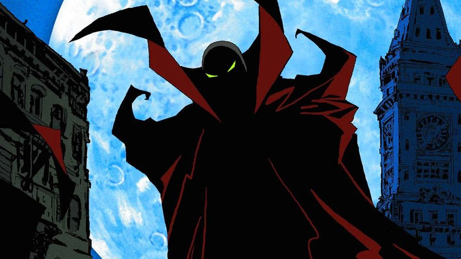 Picture of Spawn from the animated series of the same name
