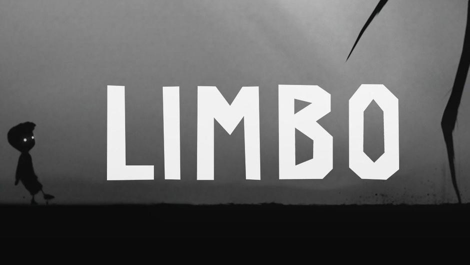 Poster image of Limbo in all of its depressive looking glory